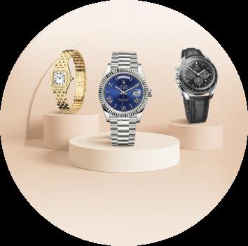 compro orologi di lusso