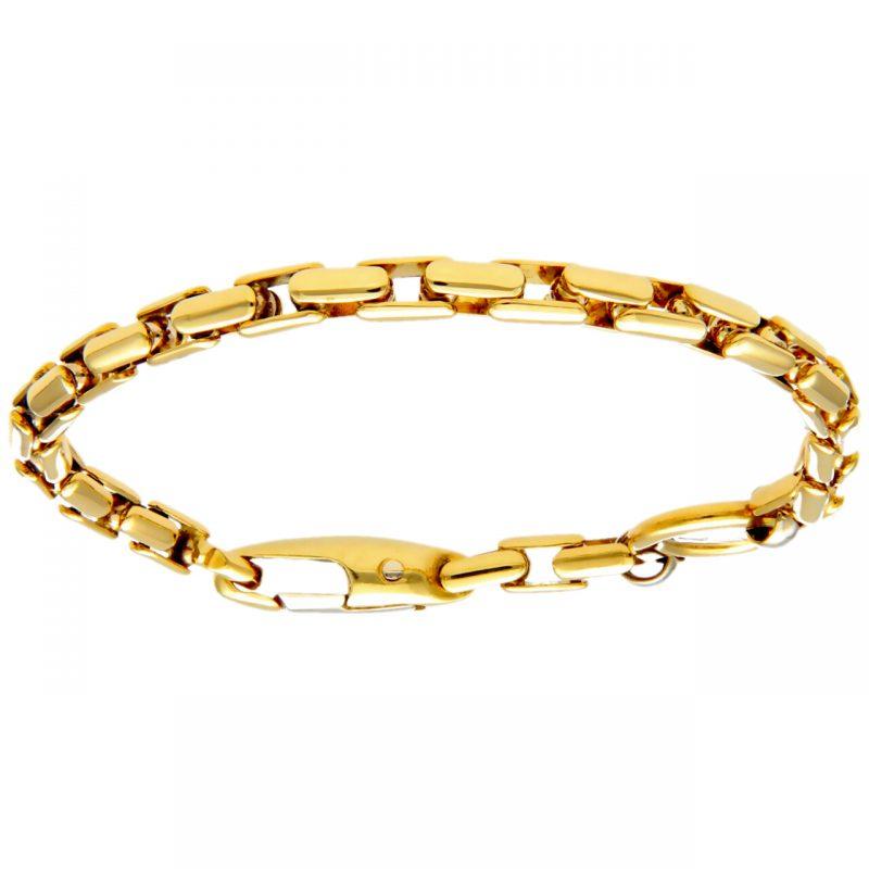 Bracciale oro giallo Barakà