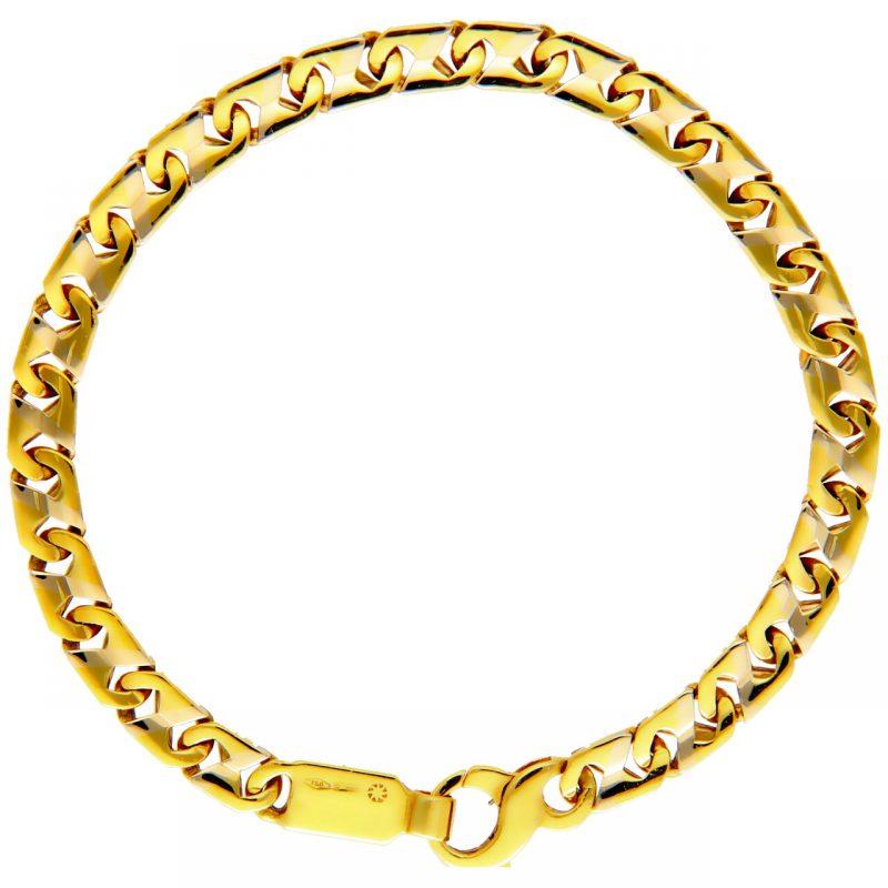 Bracciale oro giallo Karisma