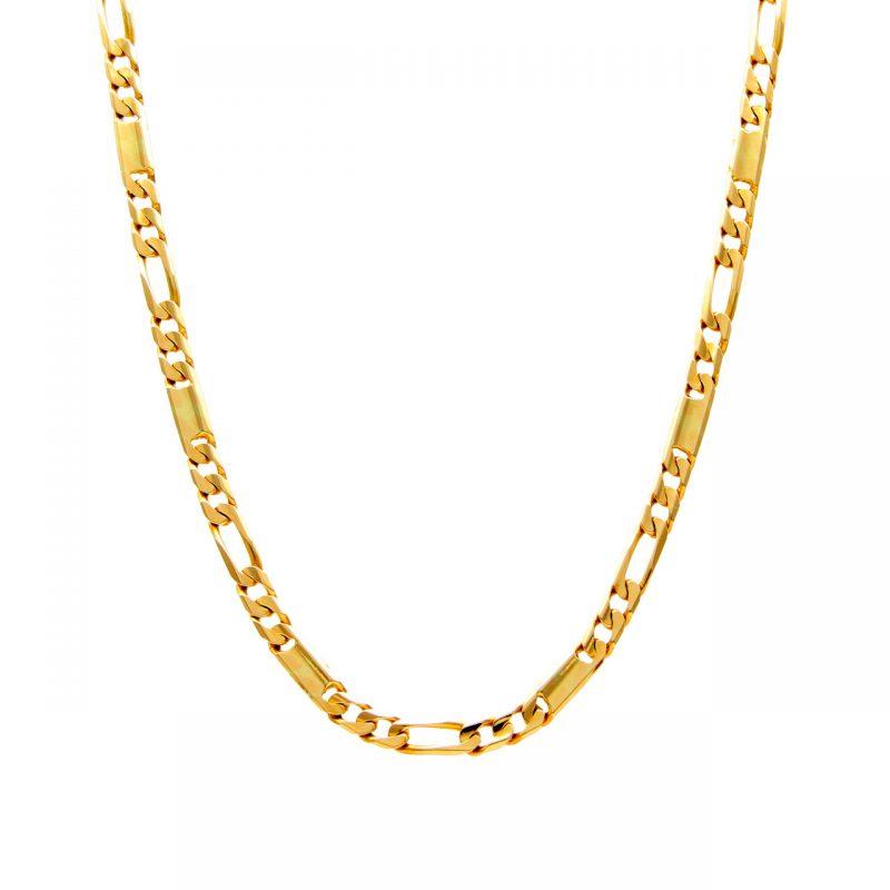 Collana oro giallo