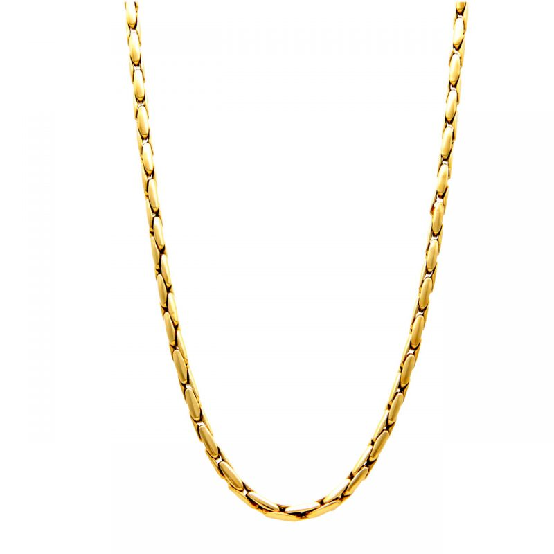 Necklace yellow gold