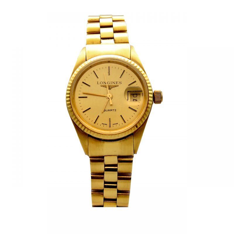 Longines Yellow Gold