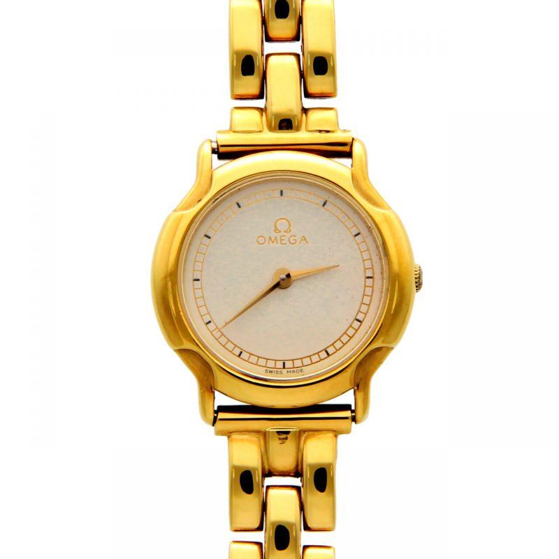 Omega oro amarillo  22 mm