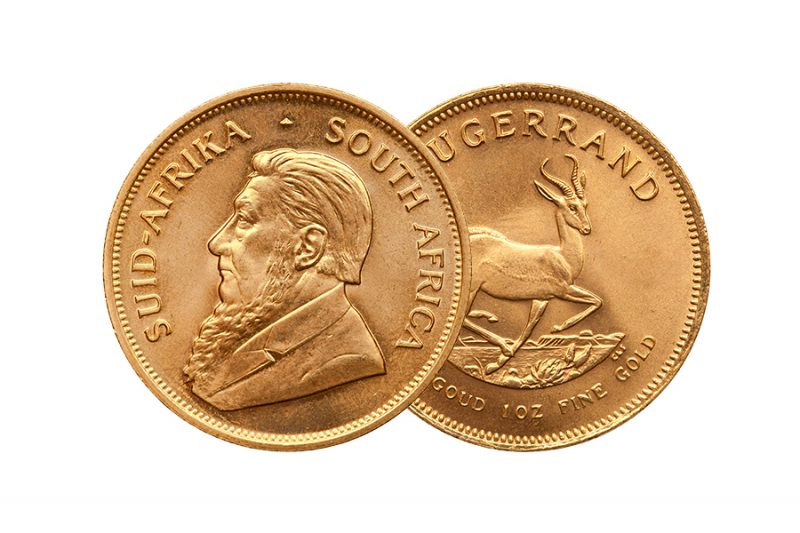 Year 2020 – Krugerrand  South Africa 1 ounce