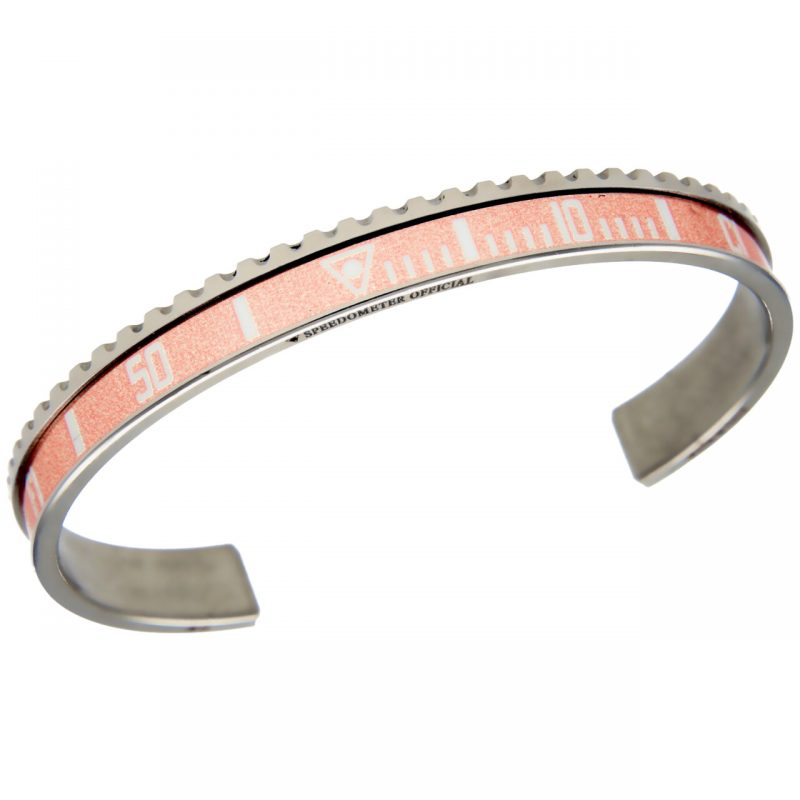 Steel ghiera pink