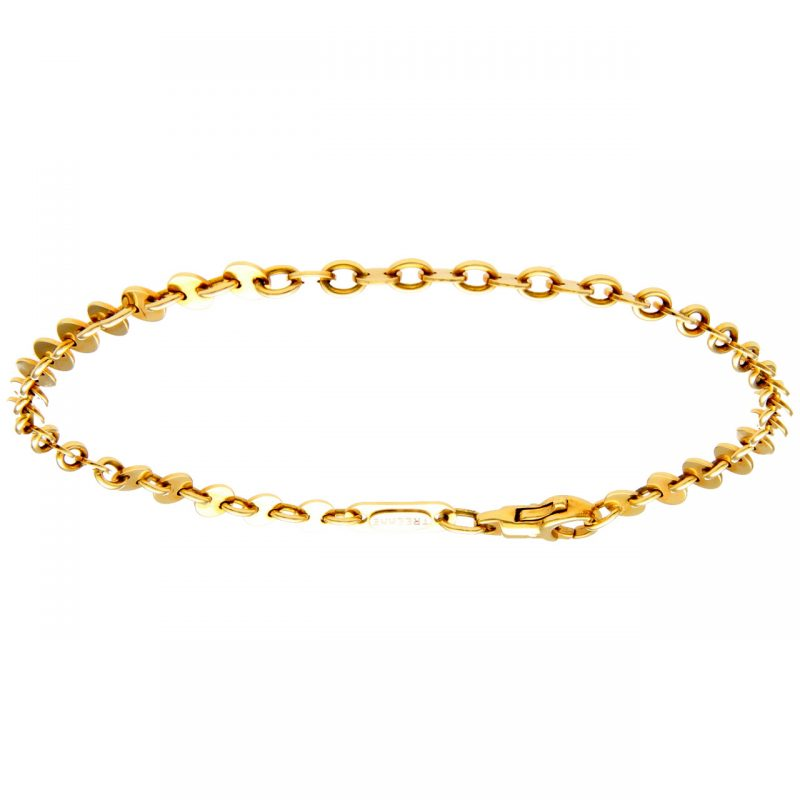 "Armband ""Treemme"" aus Gelbgold"