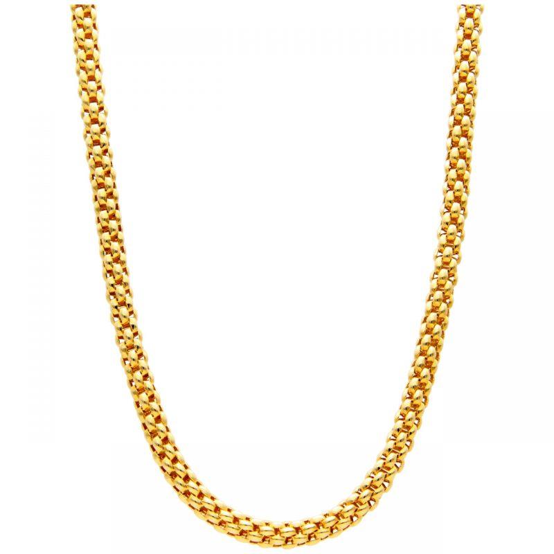 Collar FOPE oro amarillo
