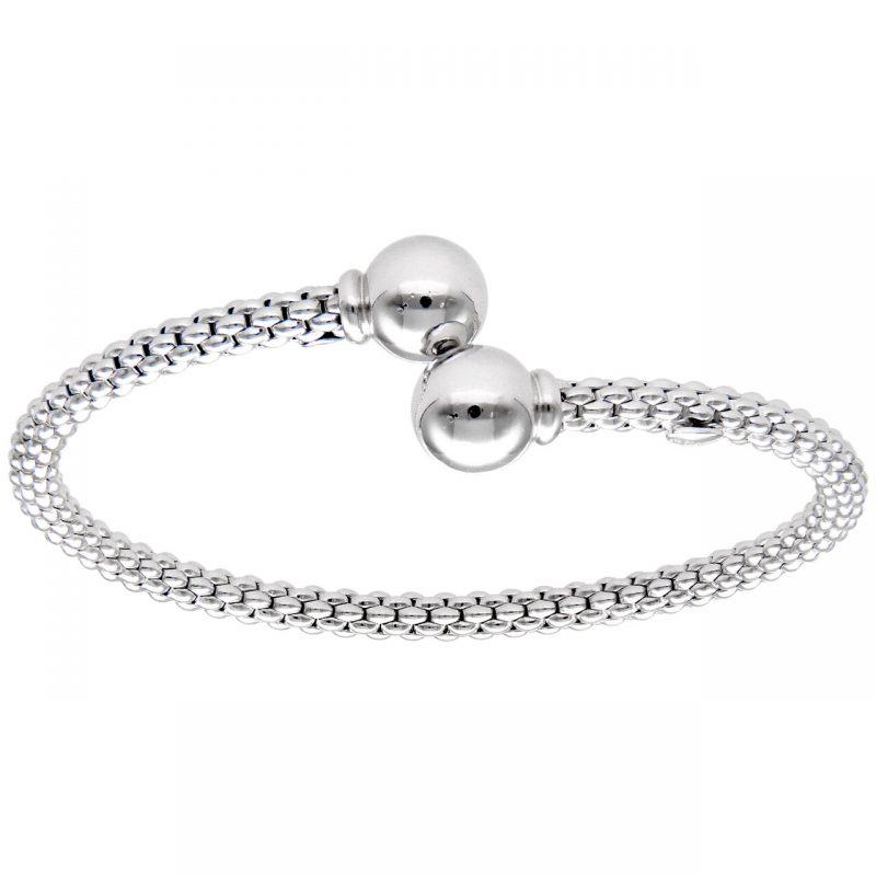 Bracelet FOPE stark white gold
