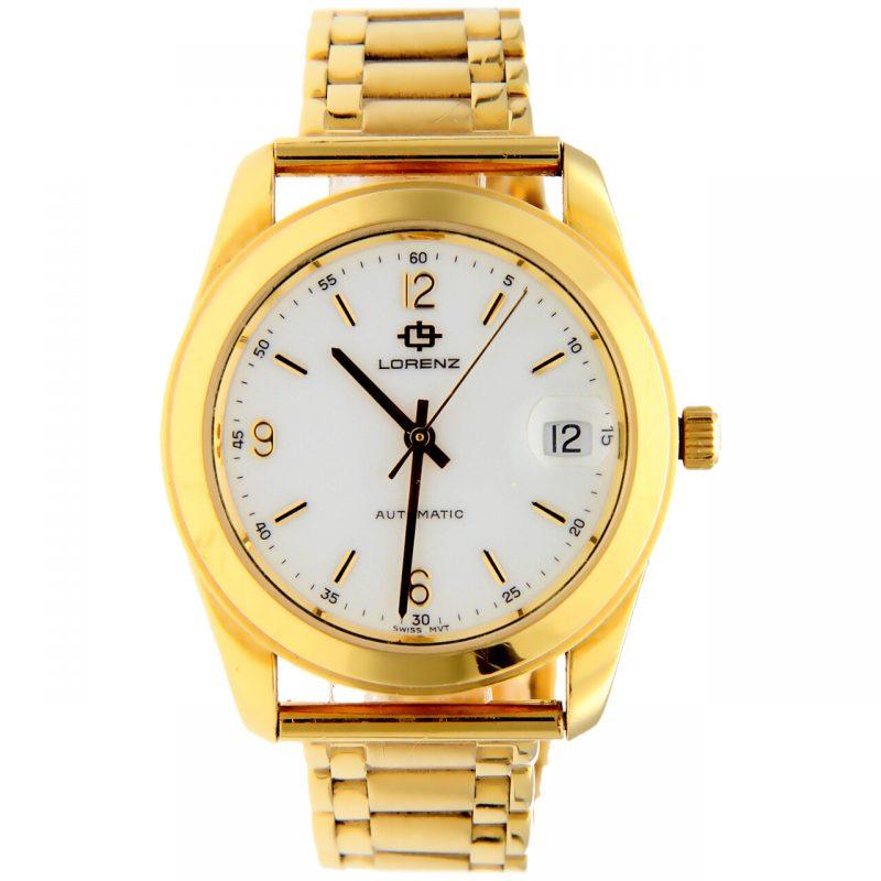 Lorenz Automatic oro giallo ref.15144