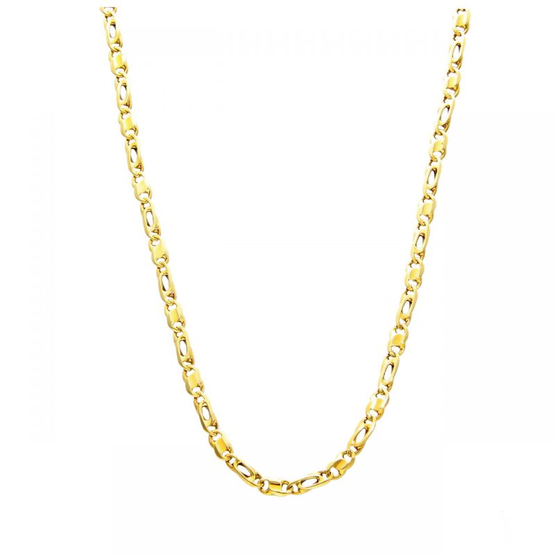 Cadena oro amarillo karisma 53 cm